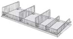 Wire Fence and Shelf Dividers
