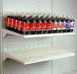 Madix Soda Bottle Shelves