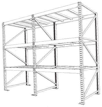 Steel Pallet Rack | Steel Pallet Racking