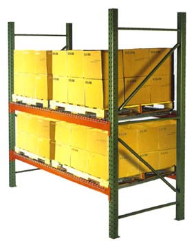 Regular Duty and Heavy Duty Pallet Racking